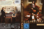 Elementary Staffel 2 (2013) R2 German Custom Cover & Labels