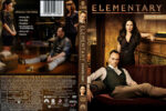 Elementary Staffel 3 (2014) R2 German Custom Cover & labels