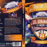 Joe Bonamassa – Tour De Force, Live In London: Hammersmith Apollo, Shepherd's Bush Empire, The Borderline, Royal Albert Hall (2013) R1 Covers