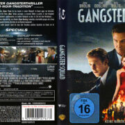 Gangster Squad (2012) R2 German Blu-Ray Cover & Label