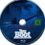 Das Boot - Director's Cut (1981) R2 German Blu-Ray Label