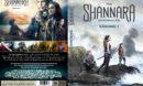 The Shannara Chronicles - Season 1 (2016) R2 Swedish Custom Cover + label