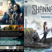 The Shannara Chronicles – Season 1 (2016) R2 Swedish Custom Cover + label