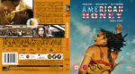 American Honey (2016) R2 Nordic Retail Blu-Ray Cover + Custom Label