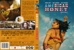 American Honey (2016) R2 Nordic Retail DVD Cover + Custom Label