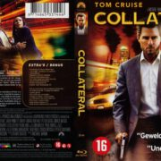Collateral (2004) R2 Blu-Ray Dutch Cover