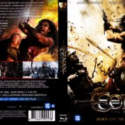 Conan the Barbarian (2011) R2 Blu-Ray Dutch Cover