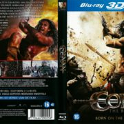 Conan The Barbarian 3D (2011) R2 Blu-Ray Dutch Cover