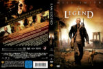 I am Legend (2007) R2 GERMAN DVD Cover