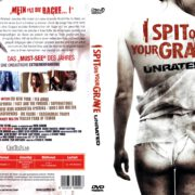 I spit on your Grave (2010) R2 GERMAN DVD Cover