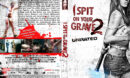 I spit on your Grave 2 (2013) R2 GERMAN DVD Cover