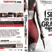 I spit on your Grave 3 (2015) R2 GERMAN DVD Cover