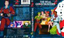 The Real Ghostbusters Vol 2 (2016) R1 DVD Cover