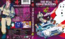 The Real Ghostbusters Vol 4 (2016) R1 DVD Cover