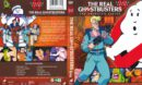 The Real Ghostbusters Vol 8 (2016) R1 DVD Cover