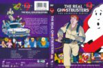 The Real Ghostbusters Vol 9 (2016) R1 DVD Cover