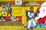 The Real Ghostbusters Vol 10 (2016) R1 DVD Cover