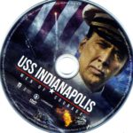 USS Indianapolis Men of Courage (2016) R0 Custom DVD Label