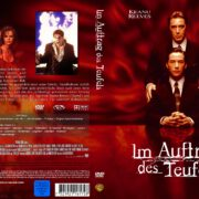 Im Auftrag des Teufels (1997) R2 GERMAN Custom DVD Cover