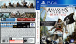 Assassin's Creed IV Black Flag (2013) USA PS4 Cover