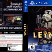 Assault Suit Leynos (2016) USA PS4 Cover