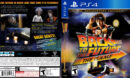 Back To the Future The Game 30th Anniversary Edition (2010) USA PS4 Cover
