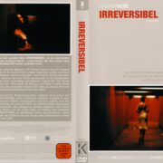 Irreversibel (2002) R2 GERMAN DVD Cover