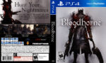 Bloodborne (2015) USA PS4 Cover
