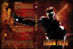 Iron Man 1+2 (Double Feature) (2010) R2 GERMAN Custom DVD Cover