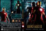Iron Man 2 (2010) R2 GERMAN Custom DVD Cover