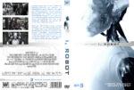 I, Robot (2004) R2 GERMAN Custom DVD Cover