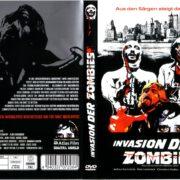 Invasion der Zombies (1974) R2 GERMAN DVD Dover