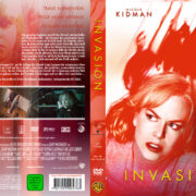 Invasion (2007) R2 GERMAN DVD Cover