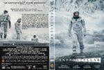 Interstellar (2014) R2 GERMAN Custom DVD Cover