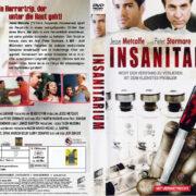 Insanitarium (2007) R2 GERMAN Custom DVD Cover