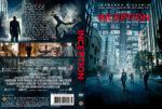 Inception (2010) R2 GERMAN Custom DVD Cover