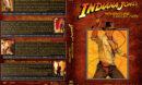 Indiana Jones Collection (1-4) (2008) R2 GERMAN Custom DVD Cover