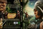 Jack and the Giants 3D (2012) R2 GERMAN Custom DVD Cover