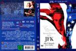 JFK – Tatort Dallas (1991) R2 GERMAN DVD Cover