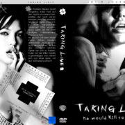 Taking Lives (2004) R2 GERMAN Custom DVD Cover
