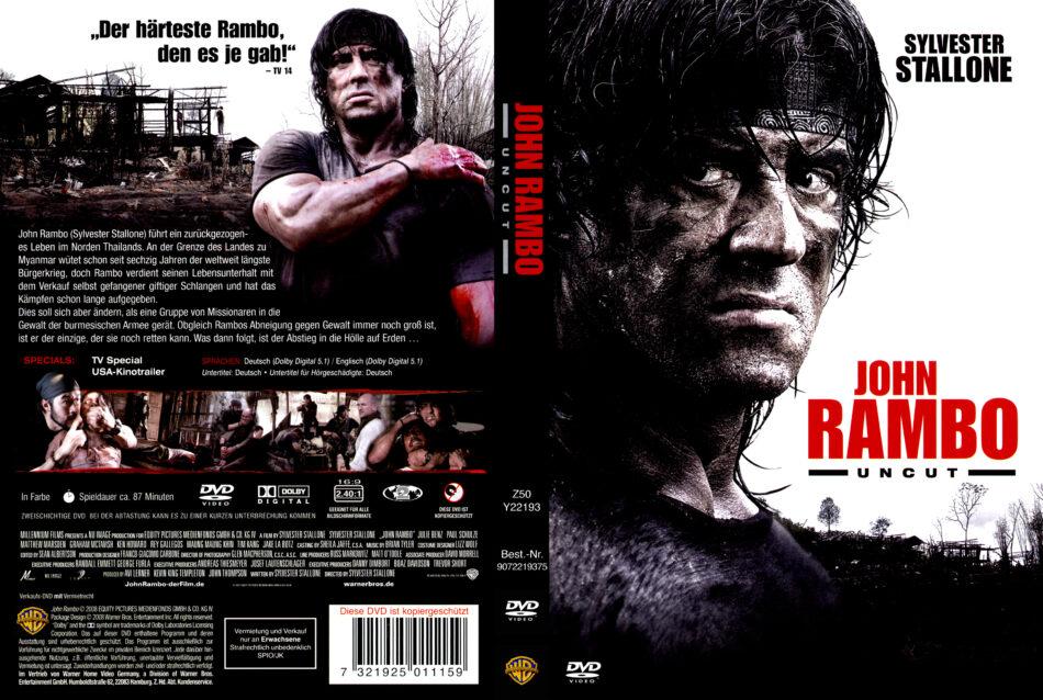 John Rambo Uncut German
