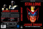 Judge Dredd (2005) R2 GERMAN DVD Cover