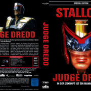 Judge Dredd (2005) R2 GERMAN DVD Cover