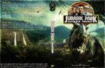 Jurassic Park Trilogy (2001) R2 GERMAN Custom DVD Cover