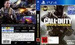 Call of Duty Infinite Warfare (2016) USA PS4 Cover