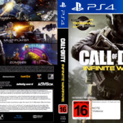 Call of Duty Infinite Warfare (2016) USA PS4 Cover