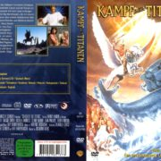 Kampf der Titanen (1981) R2 GERMAN DVD Cover