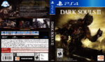 Dark Souls III (2016) USA PS4 Cover