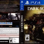 Dark Souls III (2016) USA PS4 Cover