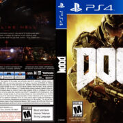 Doom (2016) USA PS4 Cover